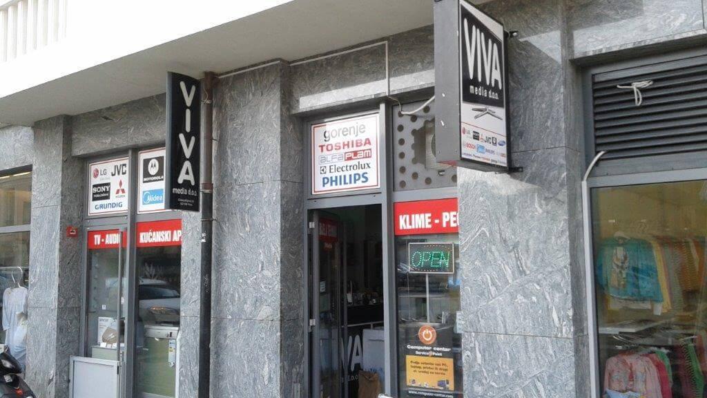 computer centar viva media service point