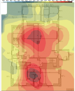 Wireless Heatmap