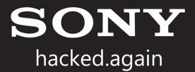 Атака на Sony