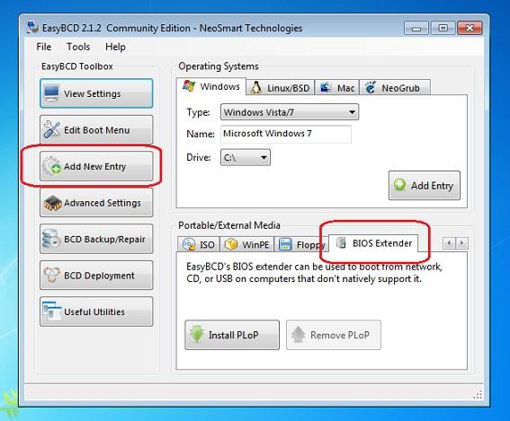 как добавить загрузку USB в BIOS
