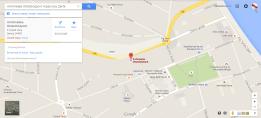 Archimedes Oktatóközpont Árpád utca 9 24400 Zenta