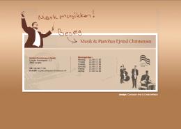 Ejvind Christensen musikbutik