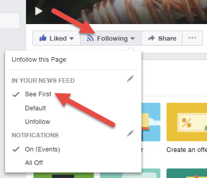 facebook newsfeed secret