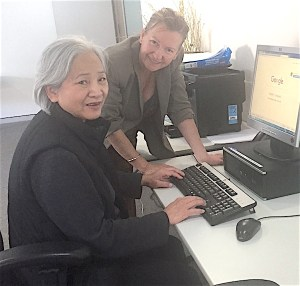 NDIS registered computer training ESL