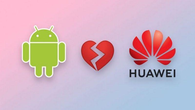 google - Huawei