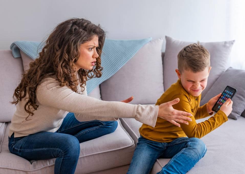 addicted children gaming problem