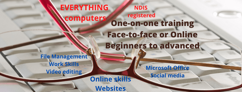 online computer skills are a must