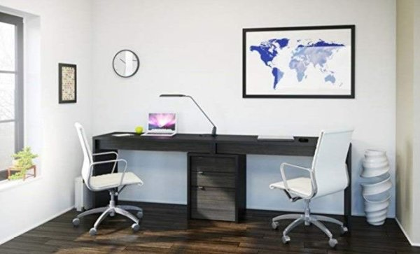 home office computer desks for two people Best Computer Desks for Two People | Computer Deskz