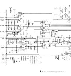 servo control circuit card schematic diagram [ 2475 x 1188 Pixel ]