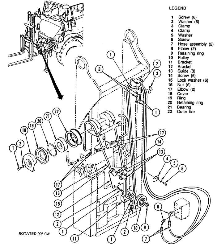 Toyota Lp Fork Lift Engine Wiring Diagram Heavy Duty Truck