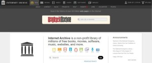 Internet Archive -computergii