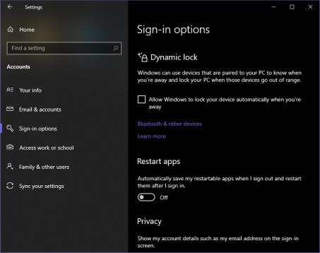 restart apps windows update