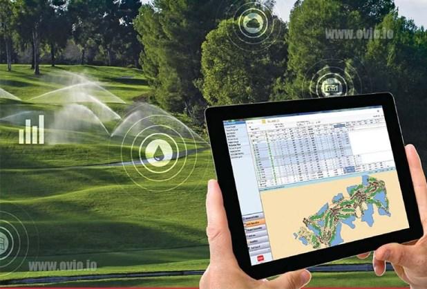 الري الذكي - Smart Irrigation