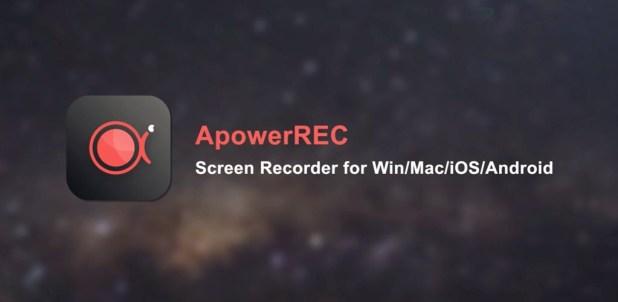 برامج تسجيل الشاشة لأجهزة الماك - ApowerREC