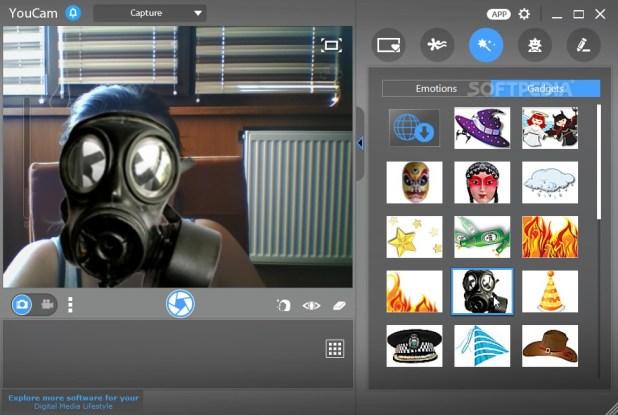 برنامج كاميرا ويب للويندوز المجانية - YouCam
