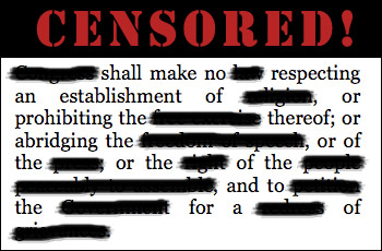 Image result for images of censorship