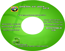 Dream Xp 2014 Sp3 By Computer Media Corporation