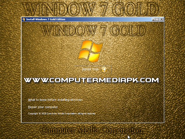Windows 7 Gold Edition (2)