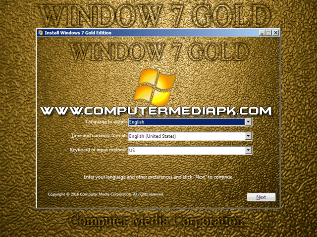 Windows 7 Gold Edition (3)
