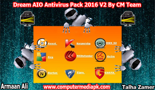 Dream AIO Antivirus Pack 2016