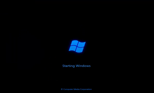 Windows 7 College Edition Lite Boot Screen 64 Bit By C.M Team