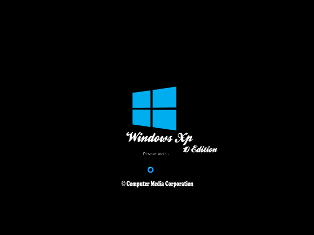Windows Xp 10 Edition Sp3 2017 Setup Screen 5 By Computer Media