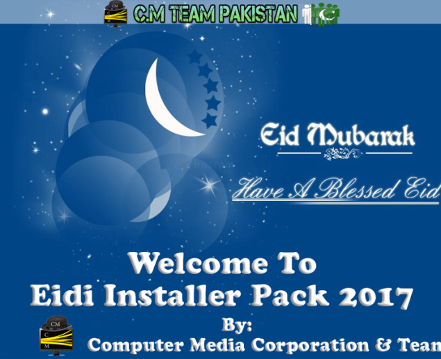 Eidi Instaler Pack 2017 By Computer Media Team (3)
