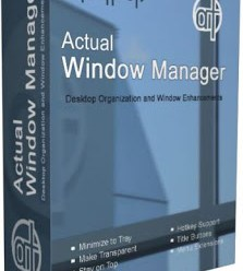 Actual Window Manager 8.11.1 + Patch!