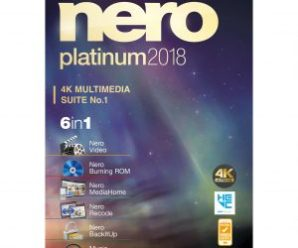 Nero Platinum 2018 Suite 19.0.07000 With Patch !