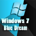 Windows 7 Blue Dream Lite 2017 x86 700Mb  By Computer Media Team