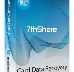 7thShare Card Data Recovery 1.3.1.6 With Crack !
