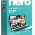 Nero MediaHome 2017 Standard 18.0.00400 With Crack
