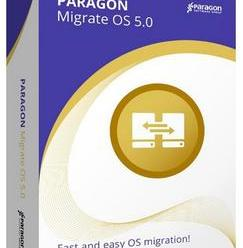 Paragon Migrate OS to SSD 5.0 v10.1.28.154 Boot Medias Cracked