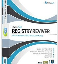 ReviverSoft Registry Reviver 4.18.1.4(x86/x64) + Crack!