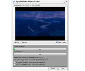 Tipard DVD to MP4 Converter 7.2.6 With Crack