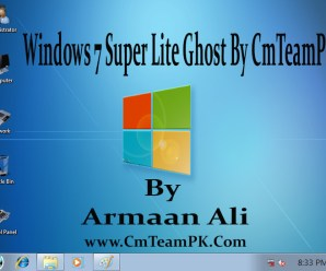 Windows 7 {( Islands Cocos Edition )} X86 Sp1 Super Litest Ghost Version By CmTeamPk Size-517MB