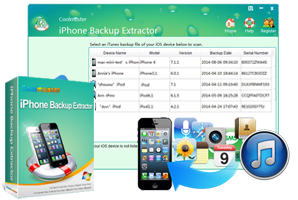 Coolmuster iPhone Backup Extractor 2.1.51 +Crack ! [Latest]