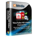 4Media YouTube Video Converter 5.6.7 Build 20170216 + Crack !