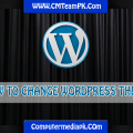 HOW TO CHANGE WORDPRESS THEME IN URDU/HINDI