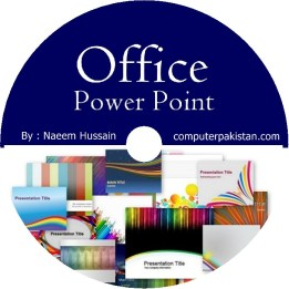 DVD Course in Urdu of Power Point