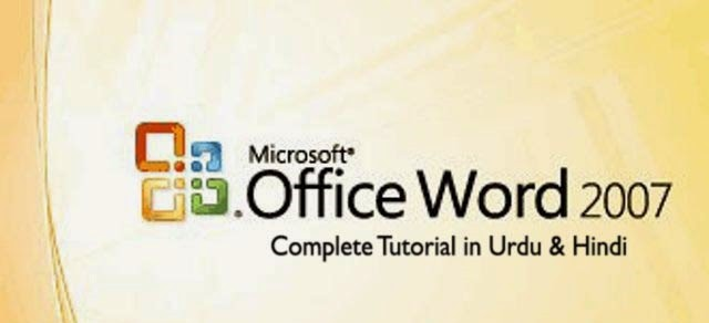 Tutorials for ms word.