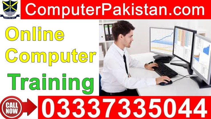 Computer Training Online Free in urdu
