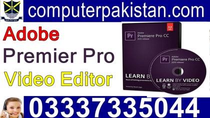 Premier Pro Video Editor in Urdu