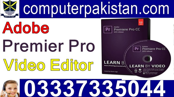 Premier Pro Video Editor in Urdu