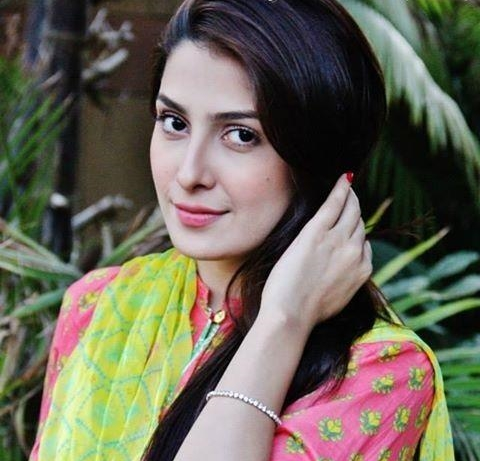 Shazia Qureshi from lahore
