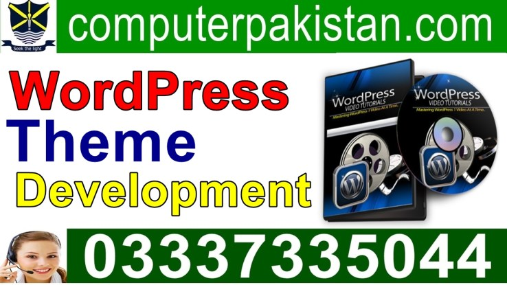 WordPress Theme Development in Urdu