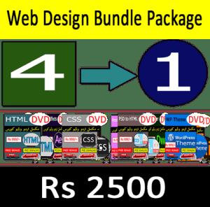 Web Design Bundle Package