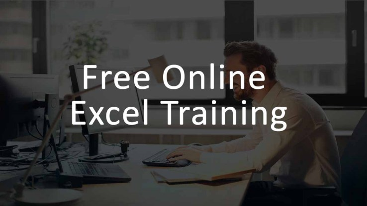 Free Online Excel Training for beginners in Pakistan