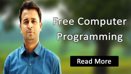 Free Online Computer Programming Courses for Beginners in Urdu in Pakistan