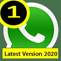 Latest Version WhatsApp Marketing